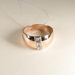 Кольцо обручальное 1047513 Цена 13'845 ₽