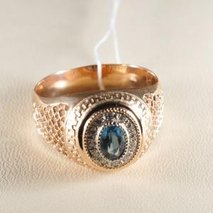 Перстень КМ-183/4 Цена 25'115 ₽