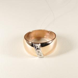 Кольцо обручальное 1047513 Цена 18'845 ₽