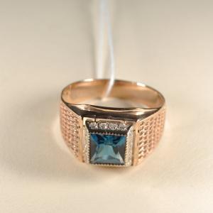 Перстень КМ-78/3А_З Цена 23'680 ₽